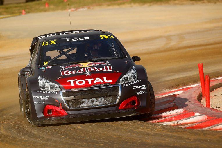 ラリー/WRC | 世界ラリークロス:プジョー、2018年限りで活動終了。2020年発売予定のEVスポーツ開発に注力