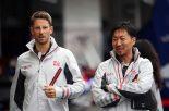 F1 | 【小松礼雄のF1本音コラム】ダンプコンディションを読み切った会心の選択&最高に楽しかった日本GP鈴鹿の予選