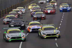 FIA GTワールドカップ2017 スタートシーン