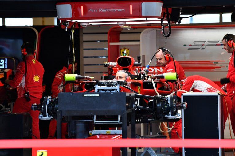 F1   ライコネン「好結果をつかむため、フェラーリは週末を通してミスなく戦う必要がある」