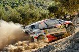 WRC:トヨタ、選手権首位で迎えるスペインで最大ポイントの獲得を。マキネン「グラベルとターマック、両方で性能が向上」