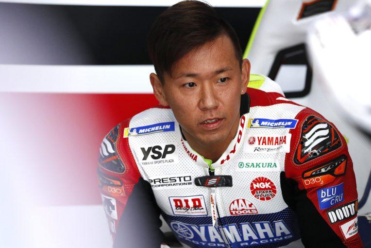 MotoGP   MotoGP日本GPに通算7度参戦の中須賀、今週末はヤマハYZR-M1が抱える加速面の問題の解決に取り組む