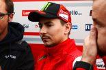 MotoGP | MotoGP日本GP初日に欠場を決断したロレンソ「クラッシュする可能性があると思った」と理由を明かす