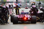 F1 | 【動画】ピットボックスでオーバーランを喫したオコン/F1アメリカGP フリー走行1回目