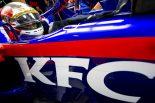 2018年F1第18戦アメリカGP FP1で走行したショーン・ゲラエル(トロロッソ・ホンダ)