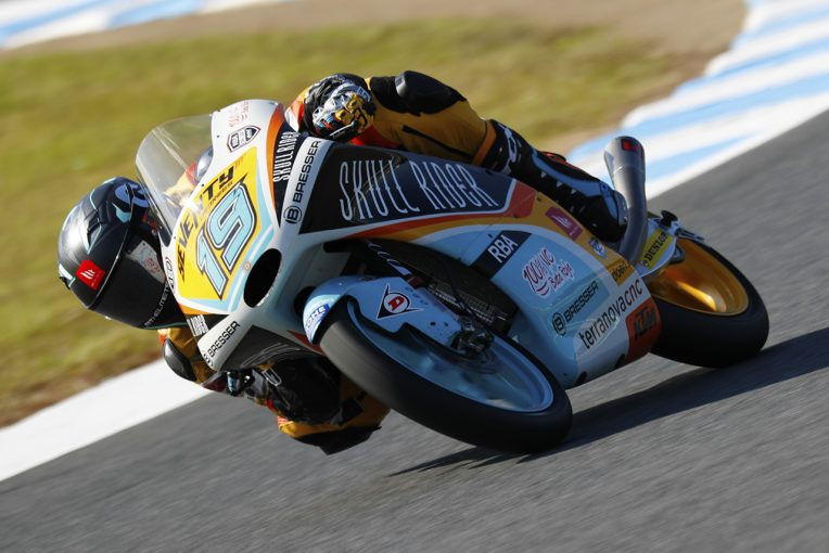 MotoGP | MotoGP日本GP Moto3予選:KTMのロドリゴがポールポジション獲得。日本人勢最上位は真崎一輝