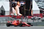 F1 | ベッテル「ウエットコンディションでは速さが足りない」:F1アメリカGP金曜