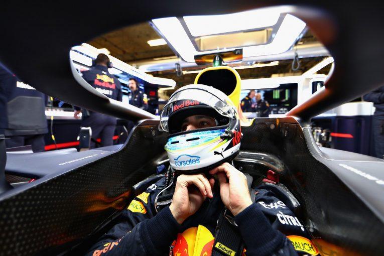 F1 | リカルド「ウエットでもドライでもOK。表彰台を狙っていく」:F1アメリカGP金曜
