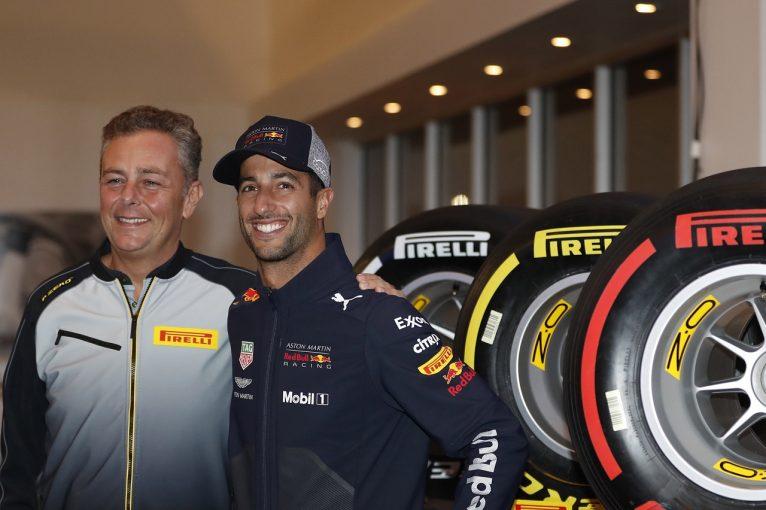 F1 | F1タイヤの複雑な判別システムが撤廃。現在の7種から「ハード」「ミディアム」「ソフト」の3カラーに