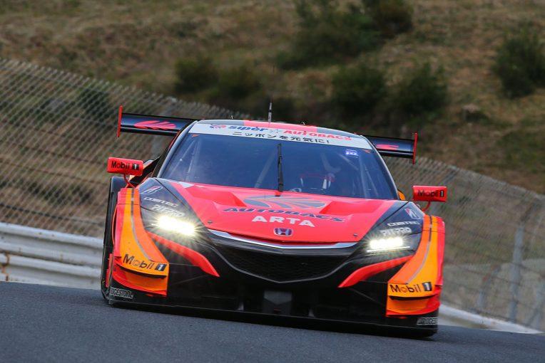 スーパーGT | AUTOBACS RACING TEAM AGURI 2018スーパーGT第7戦オートポリス GT500決勝レポート