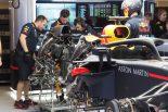 F1 | 【ブログ】レッドブルの作業現場でルノー製PUをチラ見/F1アメリカGP現地情報1回目