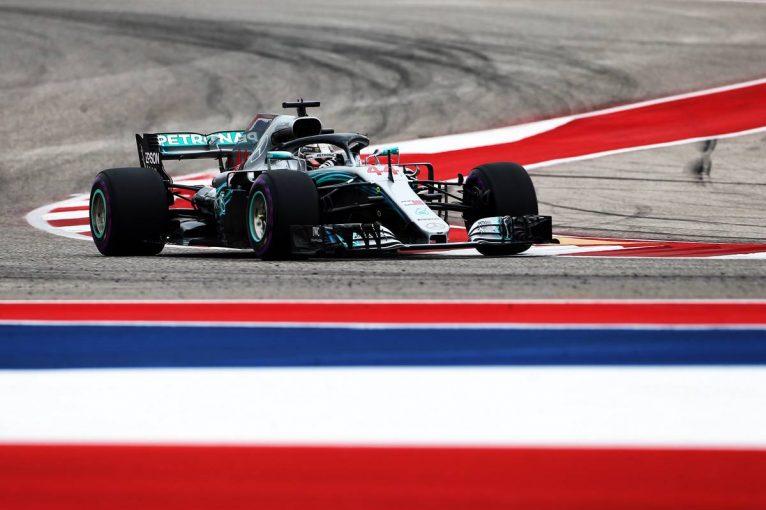 F1 | 【順位結果】F1第18戦アメリカGP予選