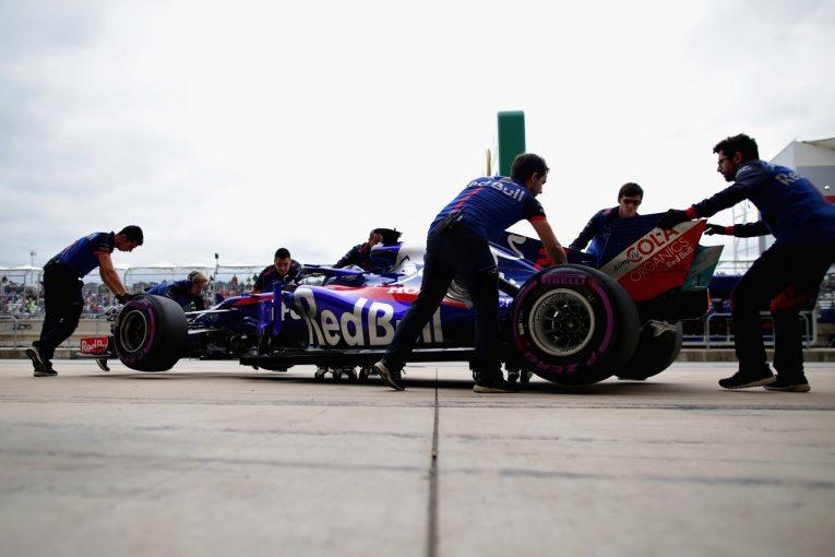 F1 | トロロッソ・ホンダF1のハートレー、パワーユニット4エレメントとギヤボックス交換で最後尾スタートへ