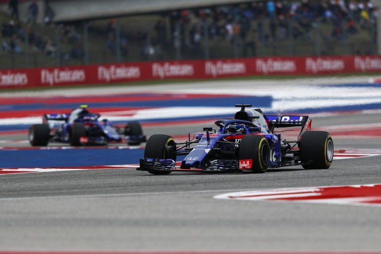 F1 | ホンダ田辺TD「PU交換で最後方スタートも、速さはある。日曜にはファンにいいレースを見せたい」:F1アメリカGP土曜
