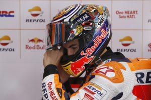 MotoGP日本GP予選を6番手で終えたマルク・マルケス(レプソル・ホンダ・チーム)