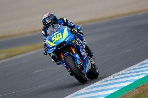 日本GPでは来シーズンに向けたテストが行われているという