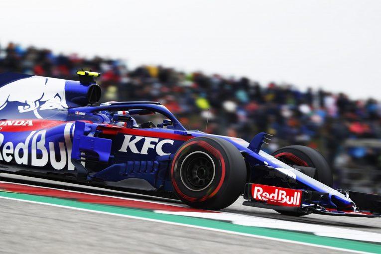 F1 | トロロッソ「Q3進出のチャンスがあったが、PU交換の判断に後悔はない」:F1アメリカGP土曜