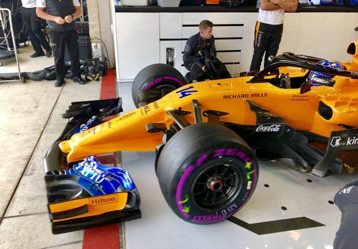 F1 | アロンソ「16番手が精いっぱい。セクター1では速さがあるが、それ以外でのロスが大きい」:F1アメリカGP土曜