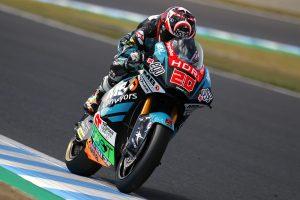 日本GPを制したファビオ・クアルタラロ