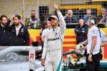 F1 | ポールのハミルトン「フェラーリとの接戦を制すことができ、本当にうれしい」:F1アメリカGP土曜