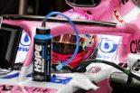 2018年F1第18戦アメリカGP エステバン・オコン(フォース・インディア)