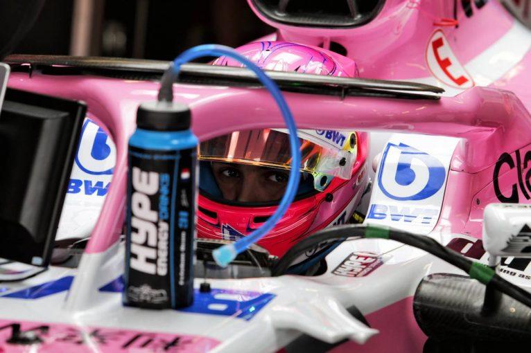 F1 | オコン「6番手は最高だ。レースでも競争力を発揮してポイントを多く持ち帰る」:フォース・インディアF1アメリカGP土曜
