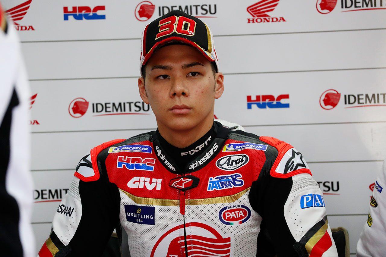 中上、MotoGP母国グランプリでの不本意な15位に笑顔なし。「1周目に順位を落としたのが一番の敗因」
