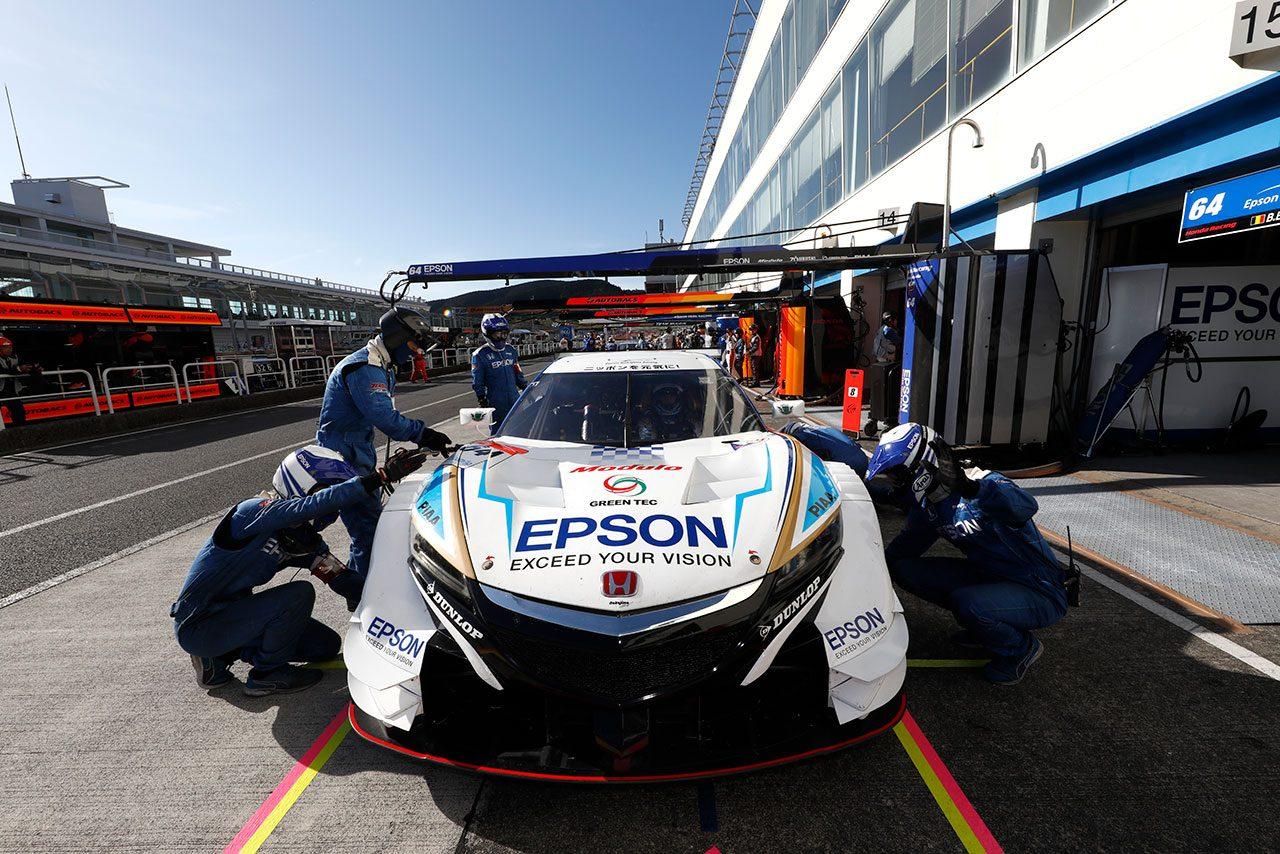 Epson Nakajima Racing 2018スーパーGT第7戦オートポリス 決勝レポート