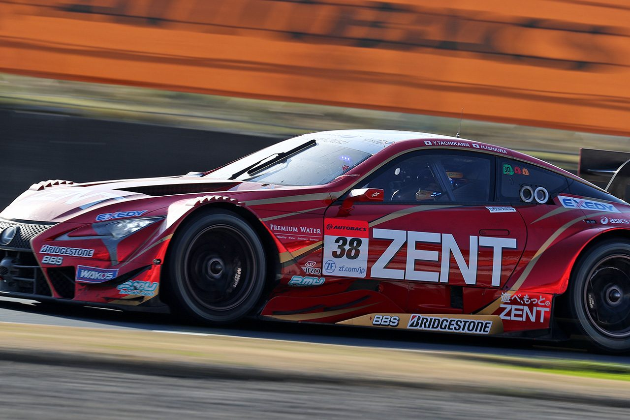 LEXUS TEAM ZENT CERUMO 2018スーパーGT第7戦オートポリス 決勝レポート