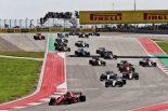 F1 | 【順位結果】F1第18戦アメリカGP決勝