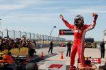 2018年F1第18戦アメリカGP キミ・ライコネン