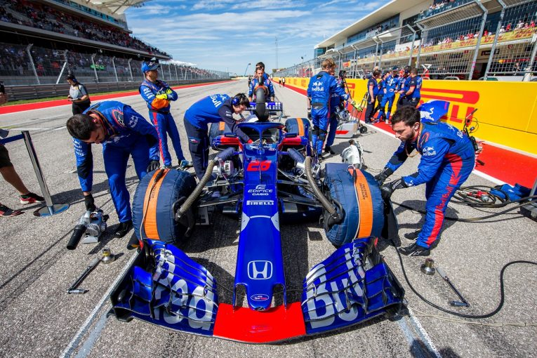 F1 | ホンダ田辺TD「予選の速さを決勝では発揮できず。パッケージとしての実力不足を実感」:F1アメリカGP日曜