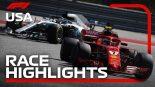 【動画】F1第18戦アメリカGP決勝ハイライト