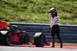 F1 | リカルド、早々にリタイア。PU関連のトラブルか「言葉にできないほど悔しい。辛くてたまらない」:F1アメリカGP日曜