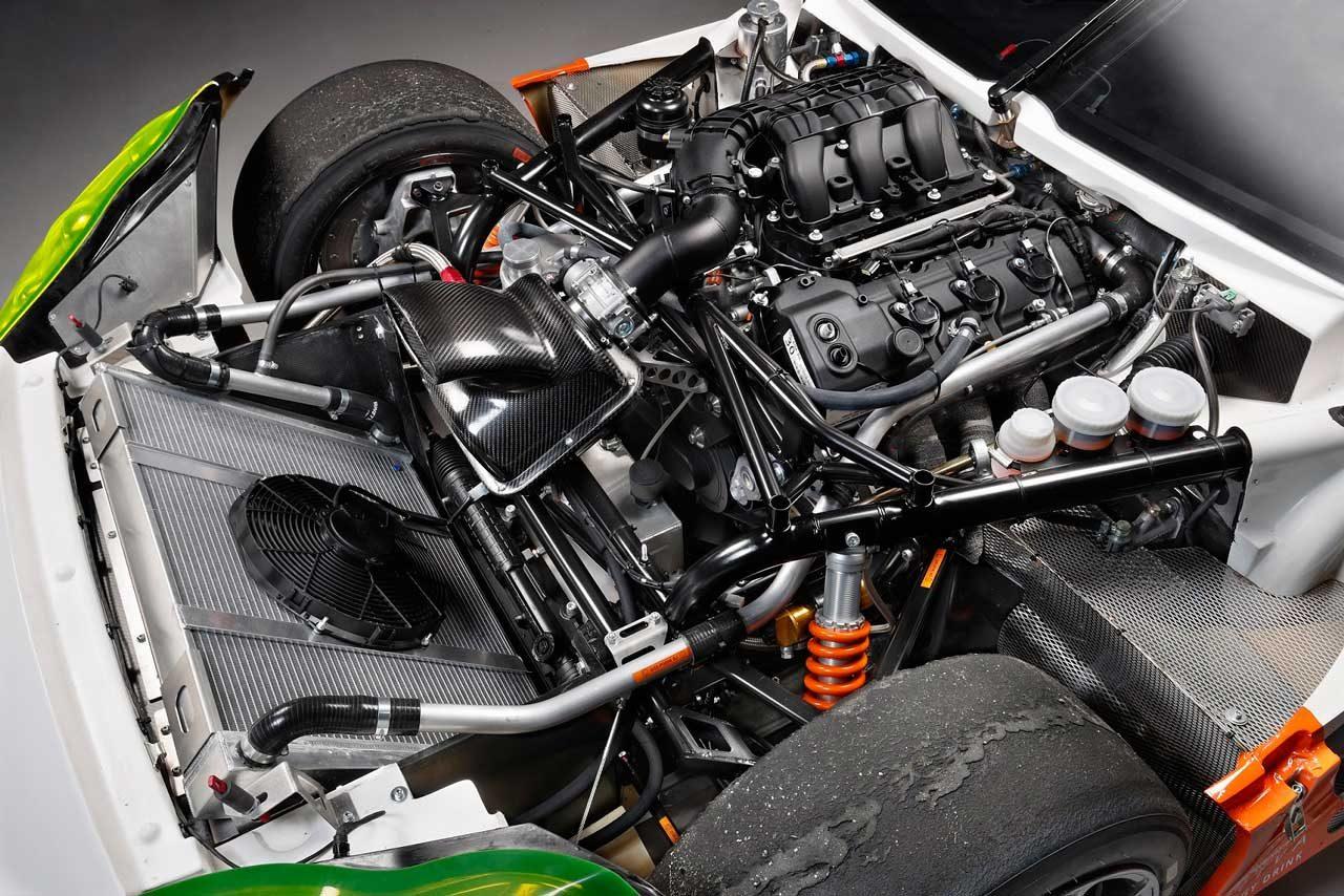 スーパー耐久:最終戦岡山に『ジネッタG55 GT4』登場。ドライバーに安田裕信も