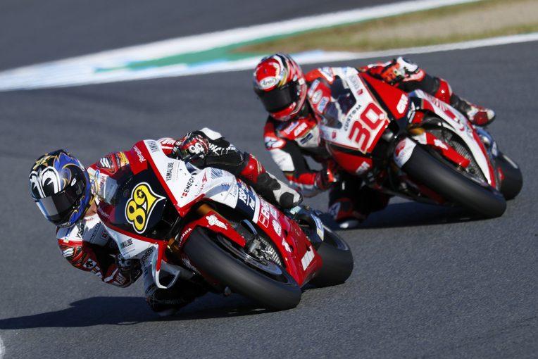 MotoGP | MotoGP日本GP:追い上げのレースで中須賀に出されたサインボード。「それを見てなお火がついた」