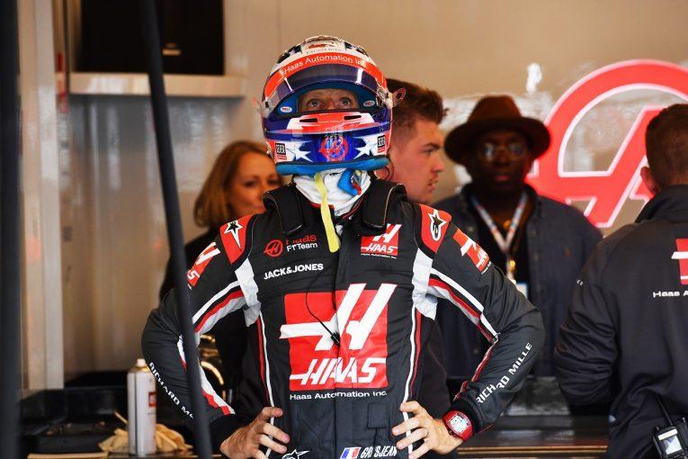 F1 | グロージャン、ルクレールへの接触によりメキシコGPで3グリッド降格。ペナルティポイント加算で出場停止の危機に