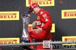 F1 | 【ブログ】Shots!やっぱりポディウムの頂点は最高。笑顔こぼれるアイスマン/F1第18戦アメリカGP 2回目