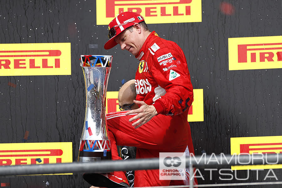 【ブログ】Shots!F1第18戦アメリカGP 2回目