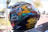 マルク・マルケスの日本GP特別ヘルメット