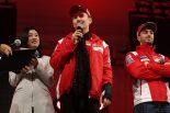 日本GPを欠場したホルヘ・ロレンソも前夜祭に登場