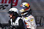 2018年F1第18戦アメリカGP マシントラブルによりリタイアを喫したダニエル・リカルド