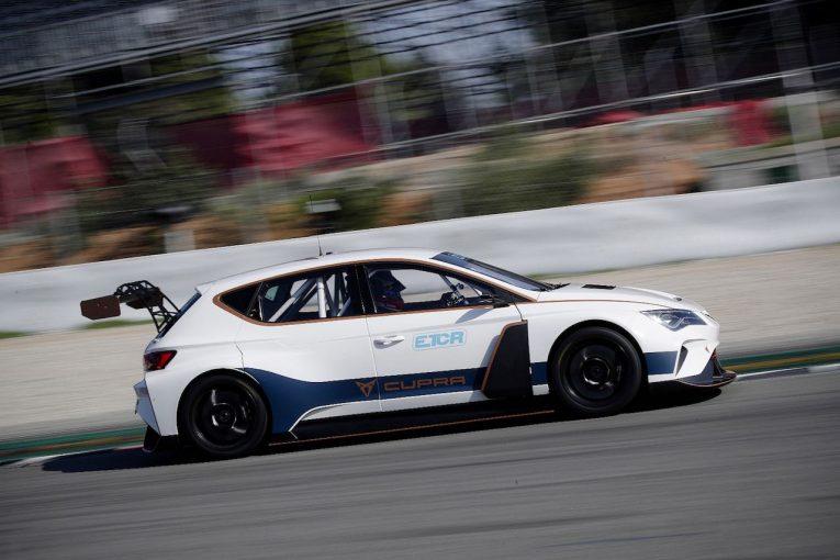 海外レース他 | 2020年、電動ツーリングカー選手権『ETCR』がスタート。「ツーリングカー・レースの未来を開く」
