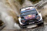 ラリー/WRC | 【動画】2018年WRC世界ラリー選手権第11戦ラリーGB ダイジェスト