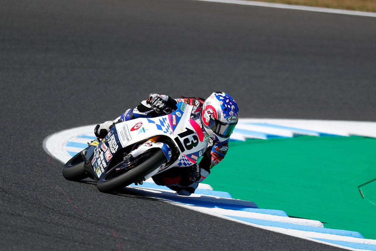 Moto3ワイルドカードのMotoGP日本GP挑戦。岡崎「前回より具体的につかんだものがある」