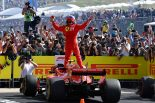 2018年F1第18戦アメリカGP 1ストップ作戦を遂行し見事ルイス・ハミルトンに勝利したキミ・ライコネン