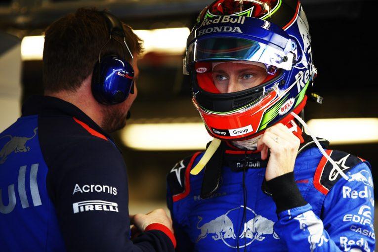 F1   トロロッソ・ホンダF1のハートレー「アップデートの効果もあり、メキシコではいいレースができるはず」