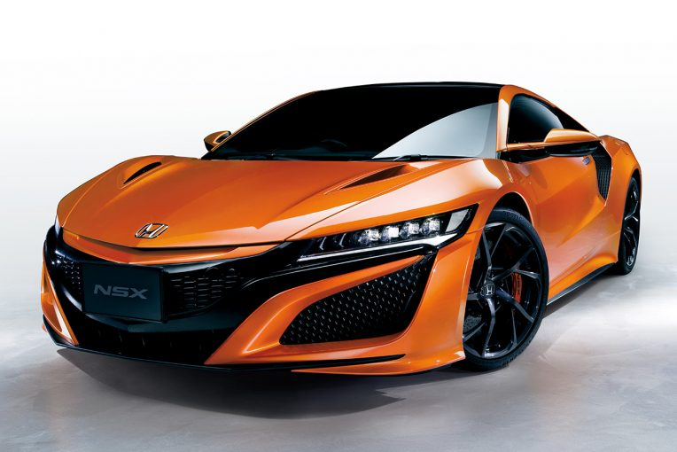 クルマ | ホンダ、NSXの改良モデルを2019年5月に発売。佐藤琢磨のインプレッション動画も同時公開