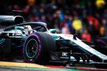 2018年F1第18戦アメリカGP ルイス・ハミルトン