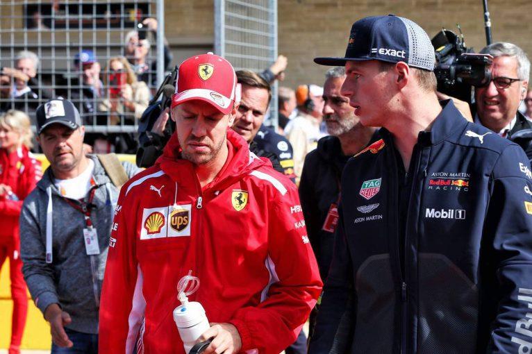 F1   グランプリのうわさ話:低迷するベッテルの個人的な事情を探るイタリアメディア